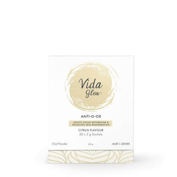 Vida Glow Anti-G-Ox Antioxidant Powder 30 x 2g