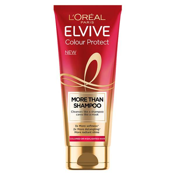 L'Oréal Paris Elvive Colour Protect More Than Shampoo Intense Care 200ml