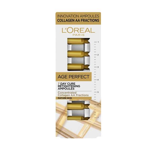 L'Oréal Paris Age Perfect Retightening Collagen Ampoules 7g