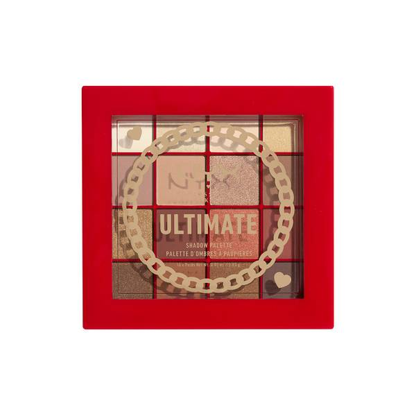 NYX Professional Makeup Limited Edition Year of the Ox Lunar New Year Ultimate Shadow Palette 10g