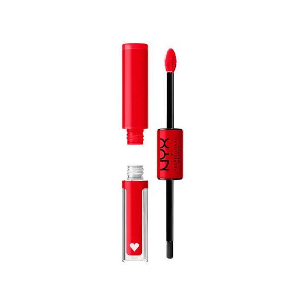 NYX Professional Makeup Shine Loud High Shine Lip Gloss 8ml (Various Shades)