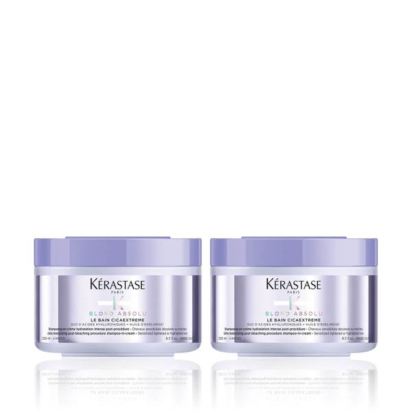 Kérastase Blond Absolu Bain Cicaextreme Shampoo 250ml Duo