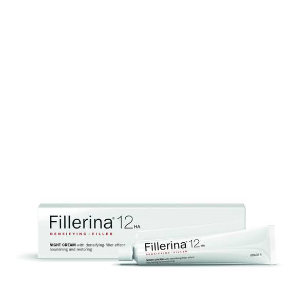 Fillerina 12 Densifying-Filler Night Cream - Grade 4 50ml