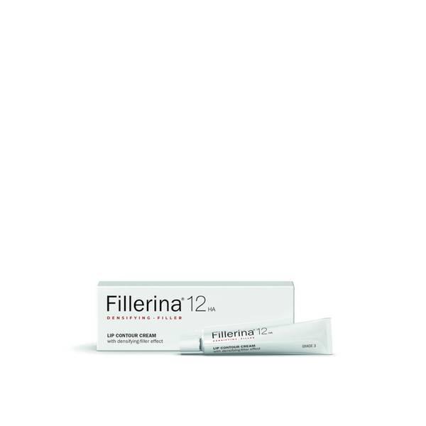 Fillerina 12 Densifying-Filler Lip Contour Cream - Grade 3 15ml
