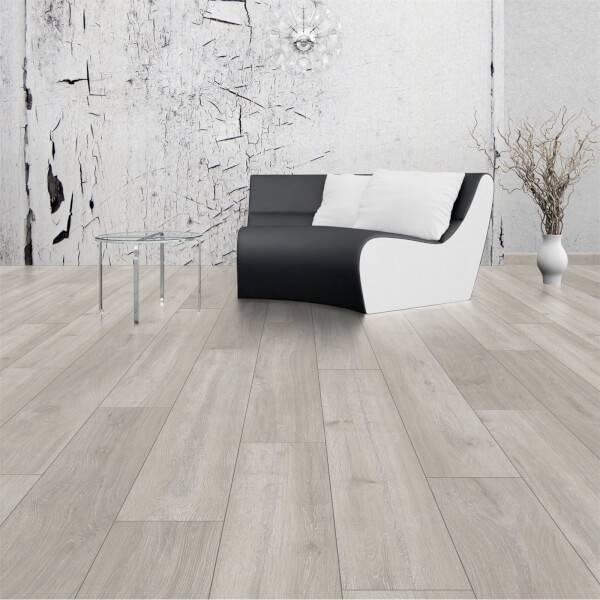 Stowe Oak Laminate Flooring Homebase, Grey Laminate Flooring Homebase