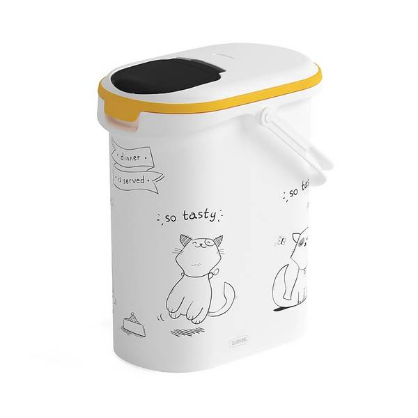 Curver Dry Pet Food Container 10l, Pet Food Storage Containers