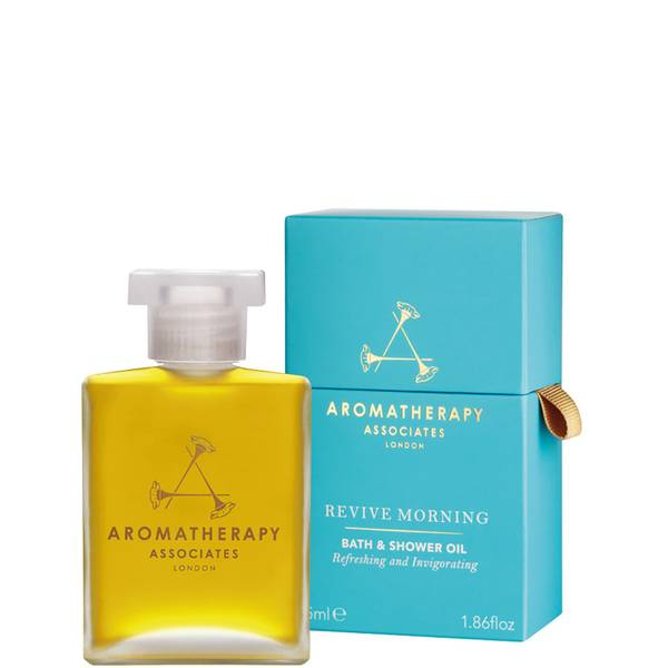 Aromatherapy Associates Revive Morning Bath & Shower Oil (55ml)