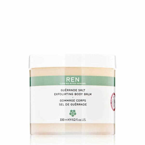 REN Guerande Salt Exfoliating Body Balm (330 ml)