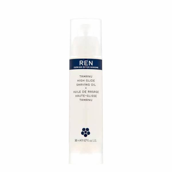 REN Clean Skincare Tamanu High Glide Shaving Oil (1.7 fl. oz.)