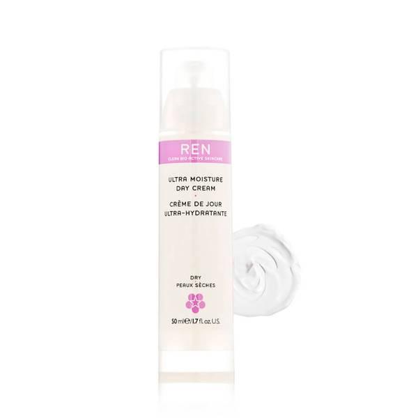 REN Clean Skincare Ultra Moisture Day Cream (1.7 fl. oz.)