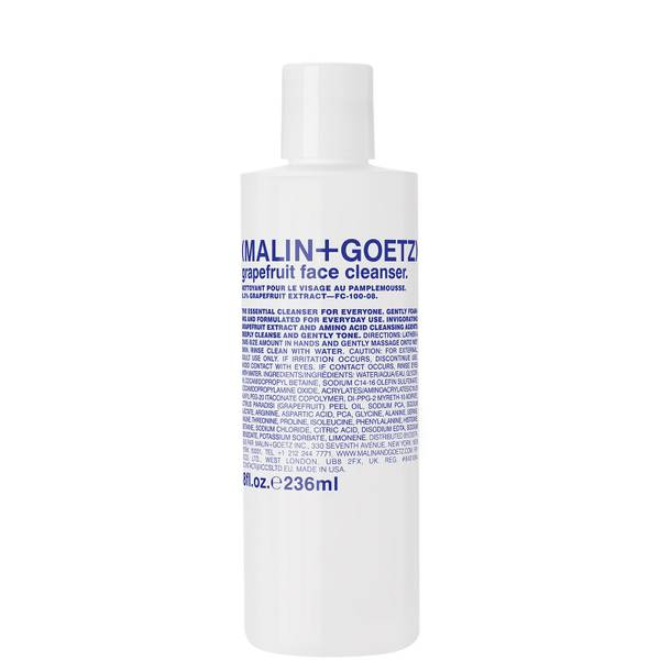 Malin + Goetz Grapefruit Face Cleanser 236ml