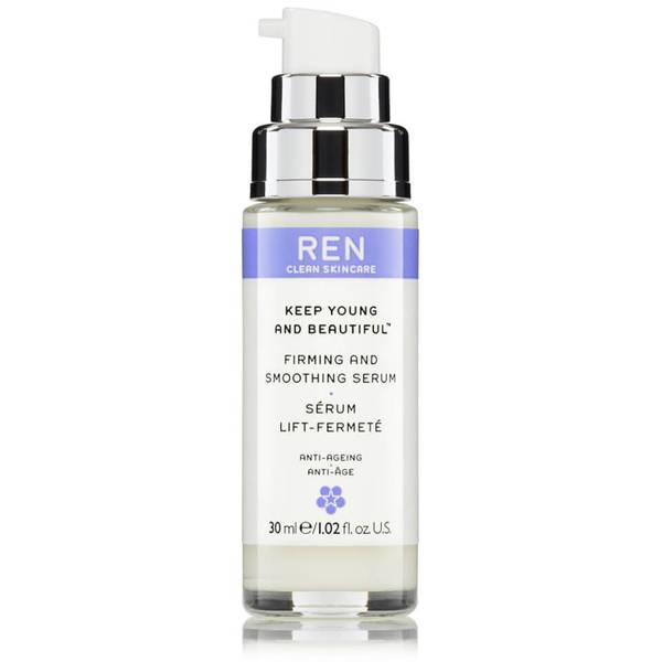 REN Clean Skincare Keep Young And Beautiful Firming And Smoothing Serum (1.02 fl. oz.)