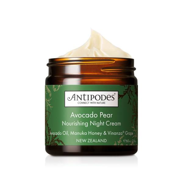 Antipodes Avocado Pear Nourishing Night Cream 60ml
