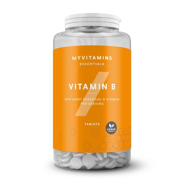 Myvitamins Vitamin B Complex 100% RDA