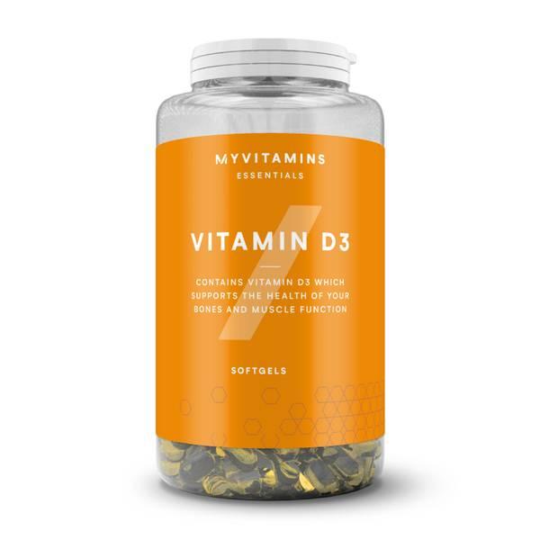 Myvitamins Vitamin D3