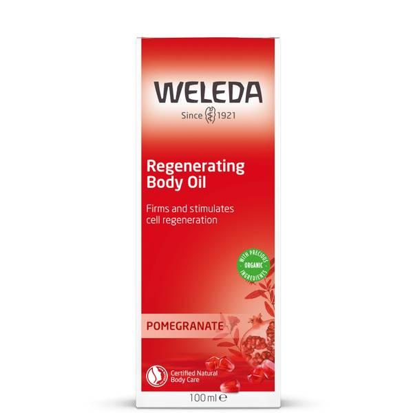 Weleda Pomegranate Body潤膚油(100ml)