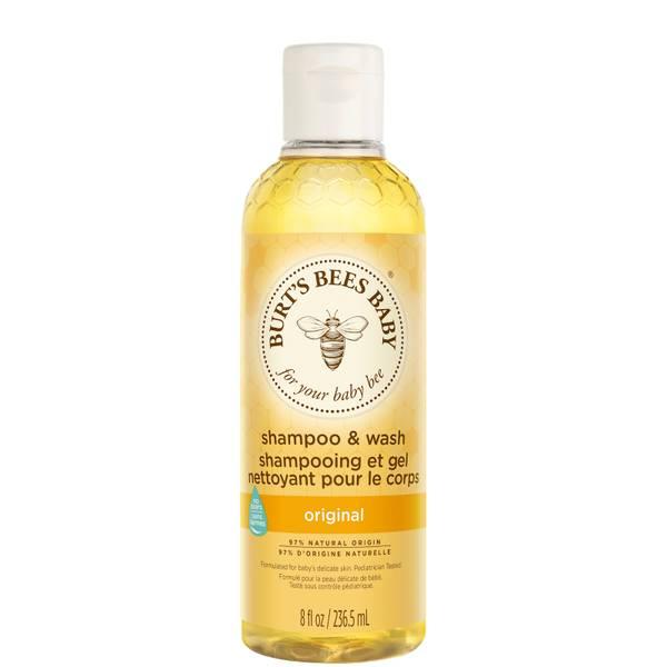 Burt's Bees Baby Bee Shampoo & Body Wash (236ml)