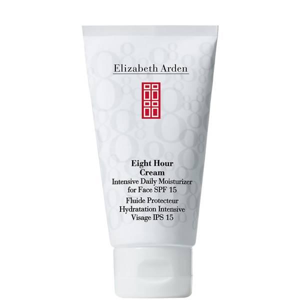 Elizabeth Arden Eight Hour Cream Intensiv Daily Moisturizer For Face Spf 15 (50ml)