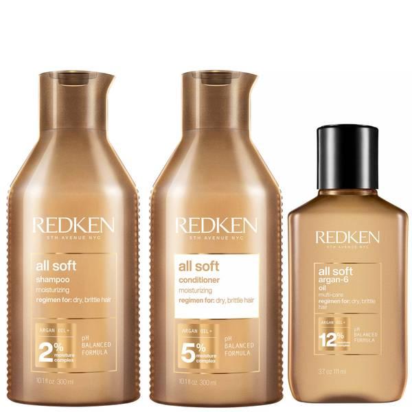 Redken Ultimate All Soft Trio Pack (3 produkter)