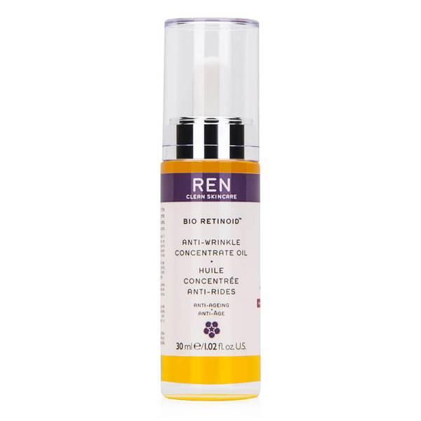 REN Clean Skincare Bio Retinoid Anti-Wrinkle Concentrate Oil 30ml