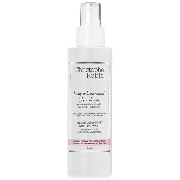 Christophe Robin Instant volume mist with rose water