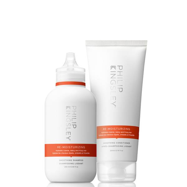 Philip Kingsley Remoisturizing Duo - Shampoo & Conditioner