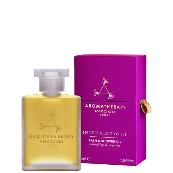 Aceite de baño y ducha Aromatherapy Associates Inner Strength (55ml)