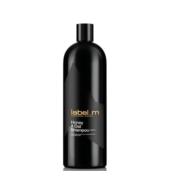 label.m Honey and Oat Shampoo 1000ml