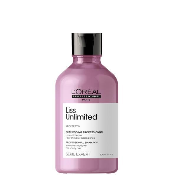Shampoo Serie Expert Liss Unlimited da L'Oreal Professionnel (300 ml)