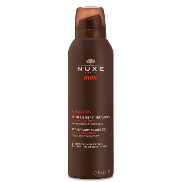 NUXE Men Anti-Irritation Shaving Gel 150ml