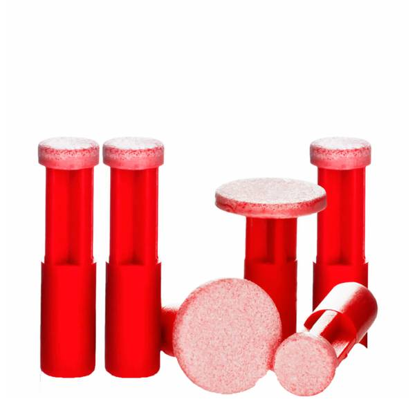 PMD Replacement Discs - Red Very Coarse Grit (6 piece)