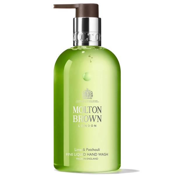 Molton Brown 萊姆廣藿香洗手乳