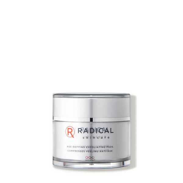 Radical Skincare Age-Defying płatki złuszczające do twarzy (60 płatków)