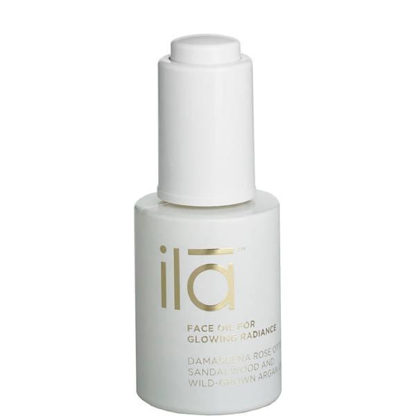 Olejek do twarzy ila-spa Glowing Radiance 30 ml