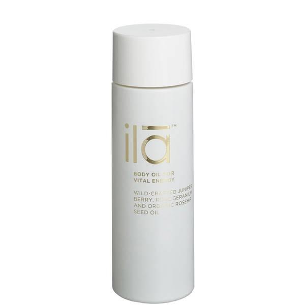 Olejek do ciała ila-spa for Vital Energy 100 ml