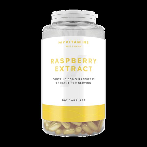 Raspberry Extract Capsules