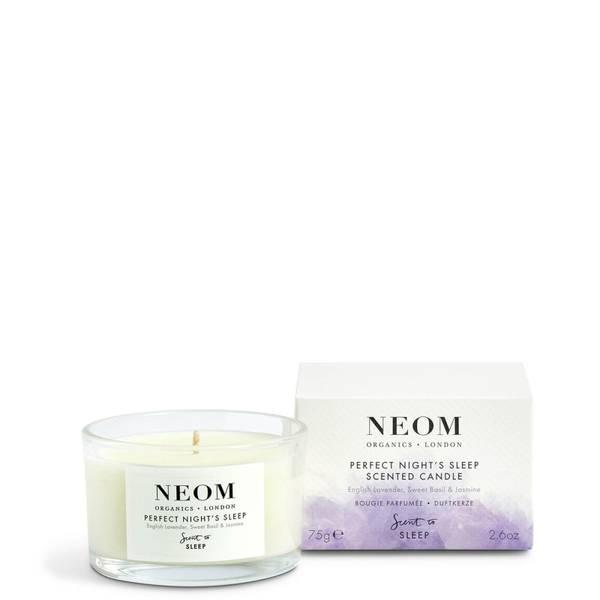 Bougie Parfumée de Voyage Tranquillity NEOM
