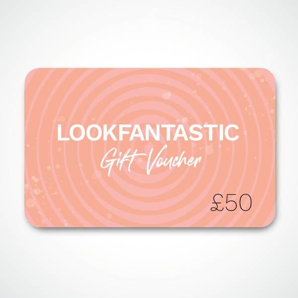 £50 LOOKFANTASTIC Gift Voucher