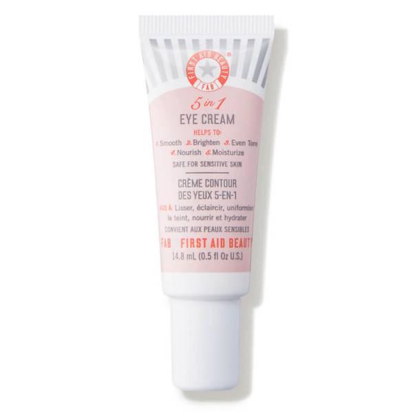 Creme de Olhos 5 em 1 da First Aid Beauty (14,1 ml)
