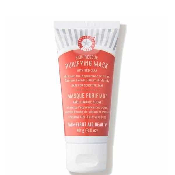 Máscara Purificadora First Aid Beauty Skin Rescue(90 g)