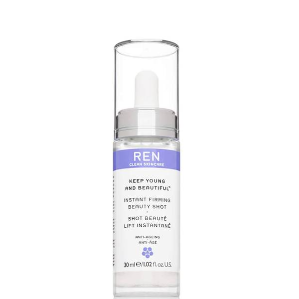 REN Clean Skincare Keep Young and Beautiful Instant Firming Beauty Shot 30ml
