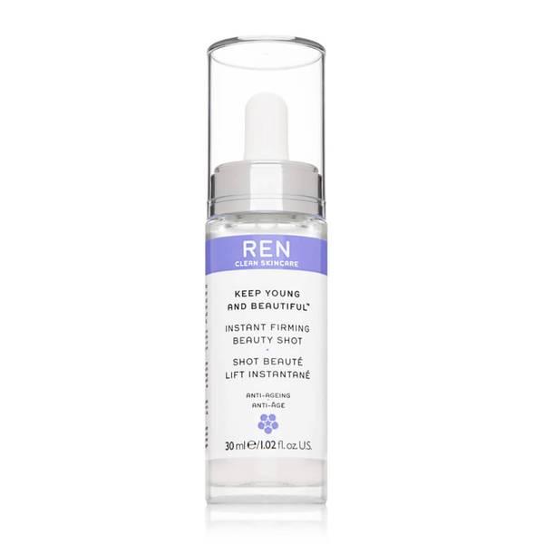 REN Keep Young and Beautiful™ Instant Firming Beauty Shot (レン キープ ヤング アンド ビューティフル™ インスタント ファーミング ビューティー ショット)