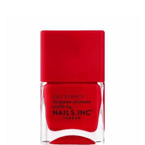 nails inc. West End Gel Effect Nail Varnish (14ml)