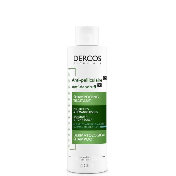 VICHY Dercos Anti-Dandruff - Normal to Oily Hair Shampoo 200ml
