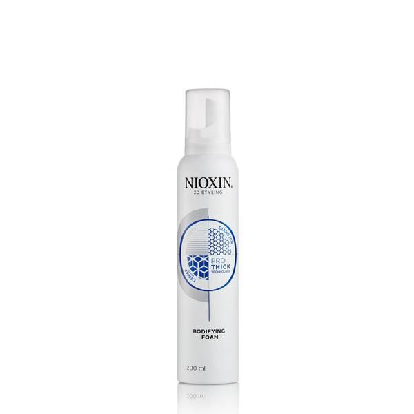 NIOXIN 3D Styling Bodifying Hair Foam 200ml