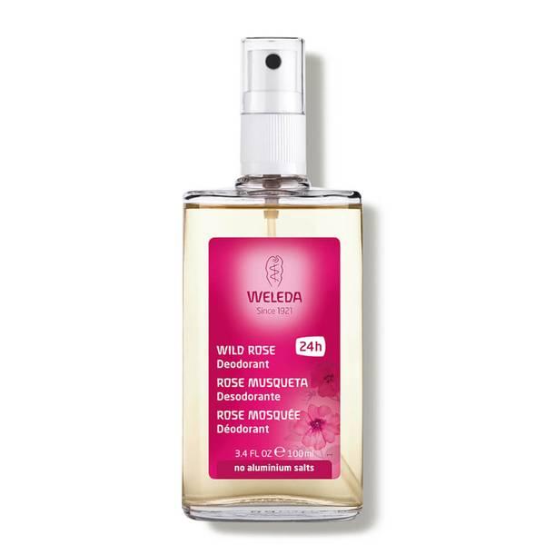 Weleda Wild Rose 24h Deodorant Spray (3.4 fl. oz.)