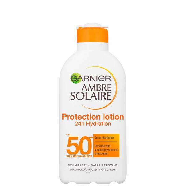 Creme de Proteção Solar Ultra Hidratante com FPS 50+ Ambre Solaire da Garnier 200 ml