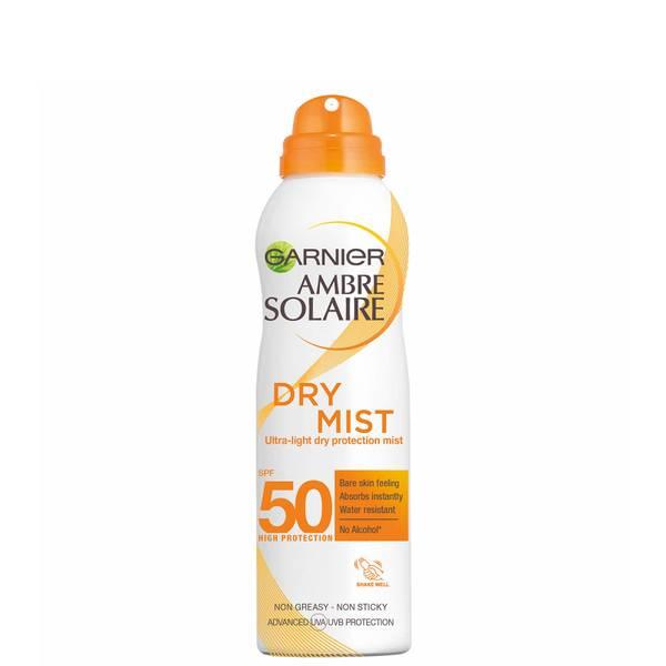 Dry Mist Ambre Solaire SPF50 de Garnier(200 ml)