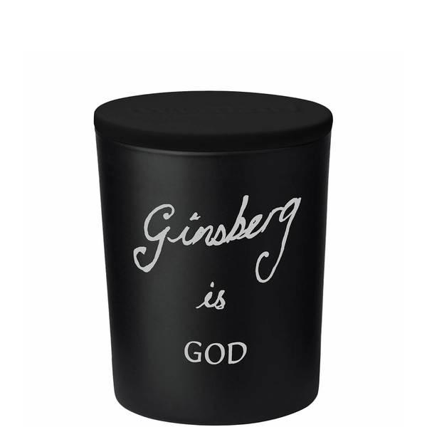 Bella Freud Ginsberg is God Candle - Black