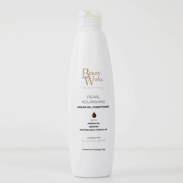Beauty Works Pearl Nourishing Argan Oil Conditioner 250ml